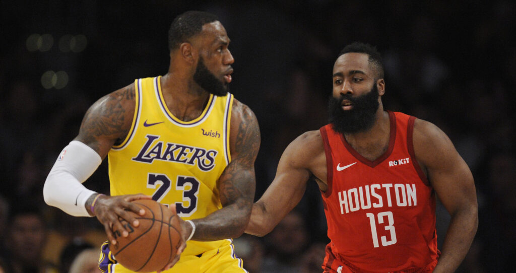 History and Connections Between Lakers and Rockets ...